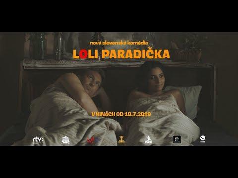LOLI PARADIČKA - V kinách od 18.7.2019 - teaser
