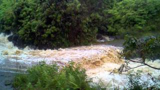 preview picture of video 'ninole flooding'
