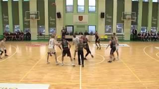 """NKL čempionato akimirkos: Klaipėdos """"Neptūnas-Akvaservis"""" - Gargždų SC [2019-03-13]"""