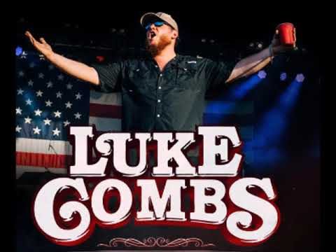 Luke Combs -  Can't Believe You're Leavin' - Give Me A Reason Elmo