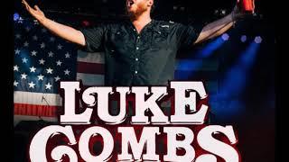 Luke Combs    Can't Believe You're Leavin'
