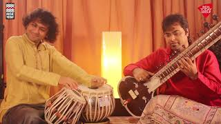 A Day with Purbayan & Ojas | Teaser 1 | Raga Mishra Pahadi | Music Today