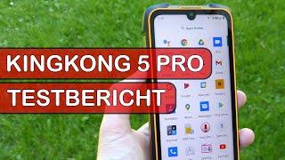 Cubot KingKong 5 Pro Test: Budget Outdoor Handy mit 48MP Kamera
