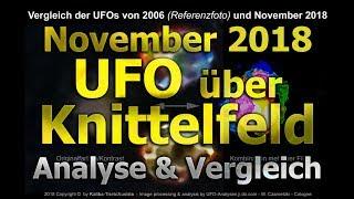 Knittelfeld UFO Sichtung am Eurospar Parkplatz - 11/ 2018