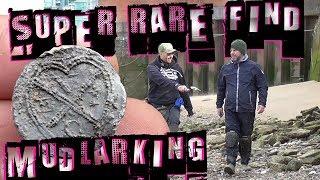 SUPER RARE find Mudlarking London