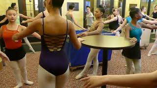 Behind the Scenes: American Repertory Ballet