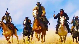 Red Dead Redemption 2 Trailer - RDR 2 Official Reveal Trailer!! (Red Dead Redemption 2 Gameplay)