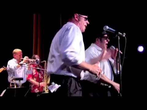 """BRIEFCASE BLUES does """"Soul Man"""" at the Rialto Theater!"""
