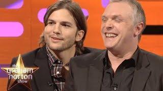 Ashton Kutcher & Greg Davies' Truly Absurd Dating Stories   The Graham Norton Show