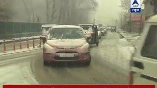 Heavy Snowfall Hits Kashmir Valley