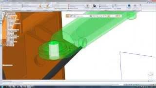 Концептуальное проектирование в Solid Edge