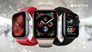 Voici la NOUVELLE Apple Watch Series 4 !