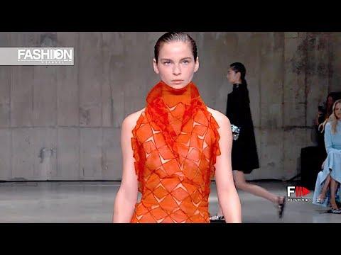 CHRISTOPHER KANE Spring Summer 2019 London - Fashion Channel