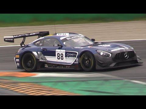 Monza Test Day 17/3/2019-AMG GT3,Honda NSX GT3 EVO,Granturismo MC GT4 & More