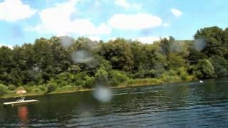 preview picture of video 'Wasserski und Wakeboard Salzgitter'