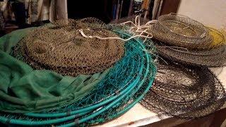 Какой садок для рыбалки выбрать