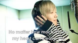As Ever/still- Lee Hong Ki lyrics (ENG SUB)