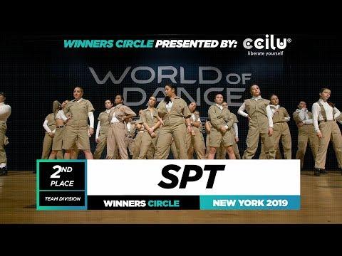SPT | 2nd Place Team | Winners Circle | World of Dance New York 2019 | #WODNY19