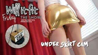 Mini Skirt! Will It Fit?