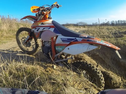 A new year, a new look |  KTM exc 125 factory 2015