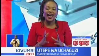 Hali ya uchaguzi ilivyo maeneo mbambali nchini Kenya na Zubeidah Koome