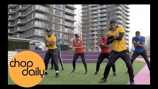 Mr Eazi Ft Diplo   Open & Close (Dance Video) | Chop Daily