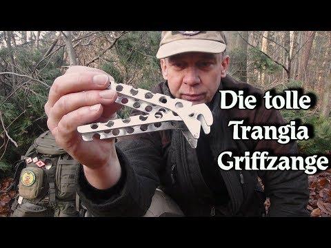 Die Trangia Griffzange aus Aluminium, Modifiziert
