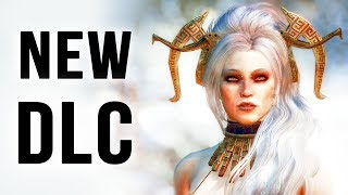 NEW Skyrim - DLC Sized Mod - YOU NEED TO PLAY!