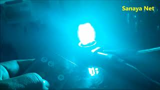 Fog Lamp Lampu Kabut Soket H11 Aneka Warna Remote