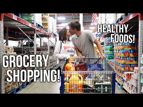 HEALTHY Grocery Haul!! + Shop With Us!!