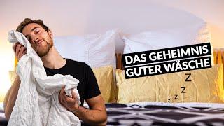 Die richtige Bettwäsche für deine Ferienwohnung