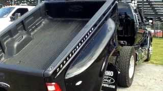 FORD F650 CUSTOM ROLL OFF TRUCK BED!