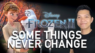 Some Things Never Change (KristoffOlaf Part Only   Instrumental)   Frozen 2