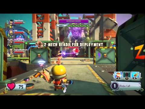 Видео № 0 из игры Plants vs. Zombies Garden Warfare 2 [PS4]