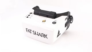 Fat Shark Scout Overview // FPV Box Goggles //