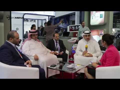 Emirate Transformer presentation at Middle East Electricity