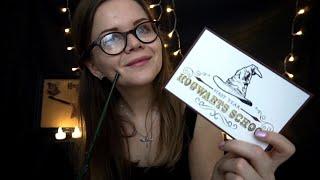 АСМР | Поступление в Хогвартс | Гарри Поттер | Ролевая Игра