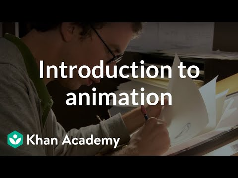 Math meets artistry (video)   Animation   Khan Academy