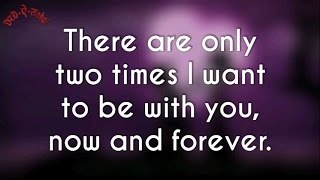 Love you forever poetry | official Quotes
