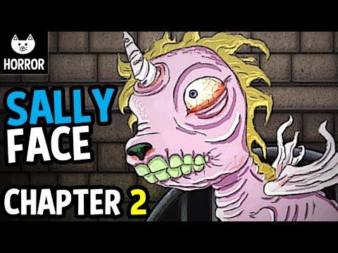 Sally Face ] Episode 2 is here and is weird - Part 1