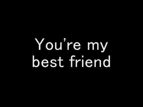 Weezer - My Best Friend (with lyrics)
