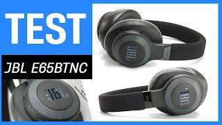 Der JBL E65BTNC im Test - Bluetooth-Kopfhörer mit Noise-Cancelling (ANC) (Vergleich QC 35)