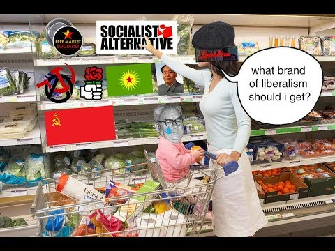 Why New Leftists Are Stuck In the Supermarket of Ideology