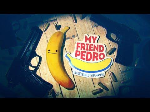 痛快過癮的子彈時間!暴力血腥射擊遊戲《My Friend Pedro》
