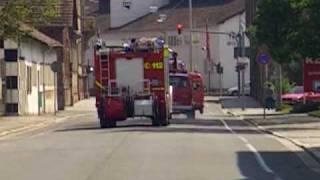 preview picture of video 'Feuerwehr Landau i. d. Pfalz Einsatz 2009'