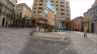 preview picture of video 'Freestyle Bike in the my city Potenza (Pierfaone Gravity Team)'