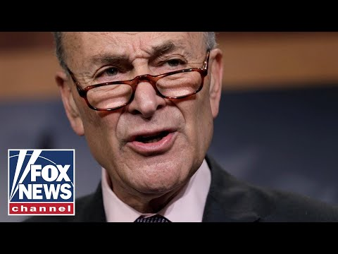 Chuck Schumer reacts to Mueller report filing
