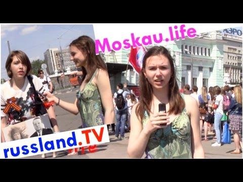 Moskau: Siegestrubel ohne Krieg! [Video]