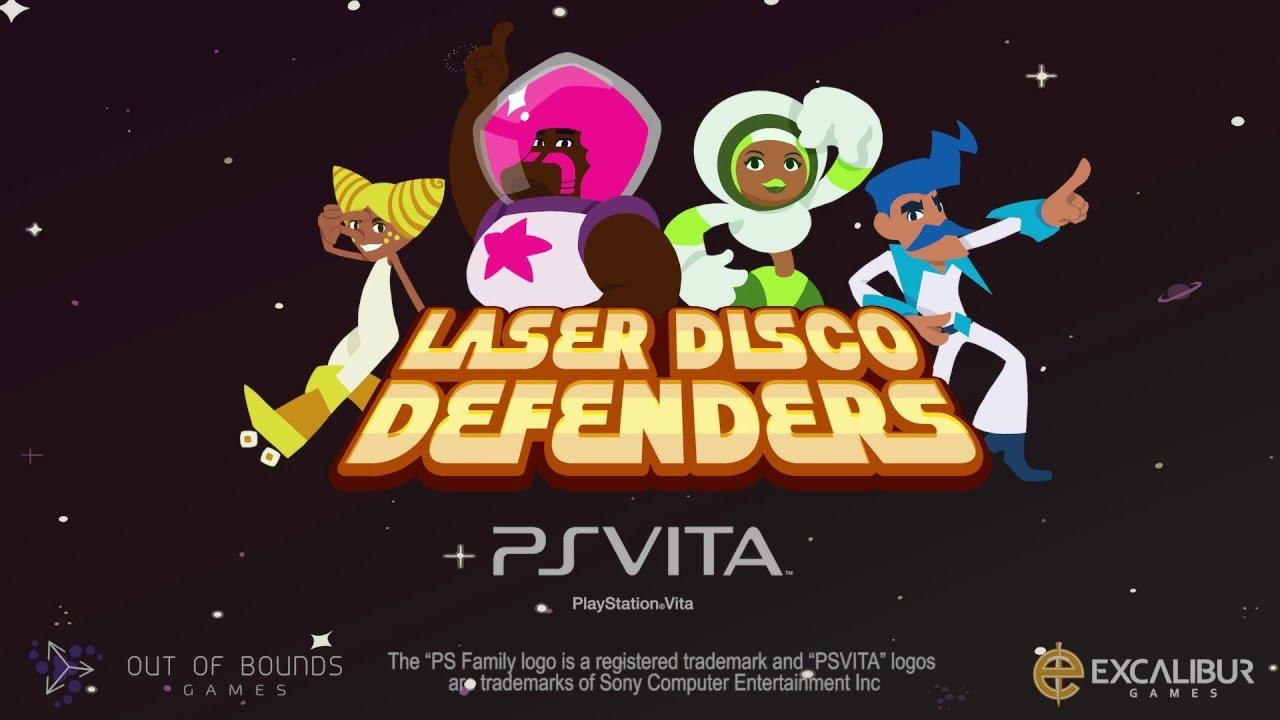 Lo sfavillante sparatutto procedurale a doppia levetta Laser Disco Defenders fa rotta verso PS Vita