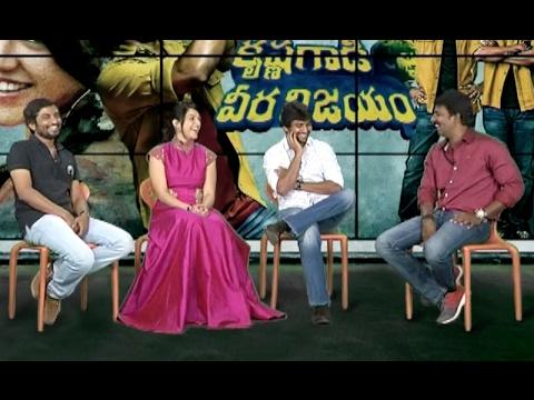 Krishna Gaadi Veera Prema Gaadha Team Interview